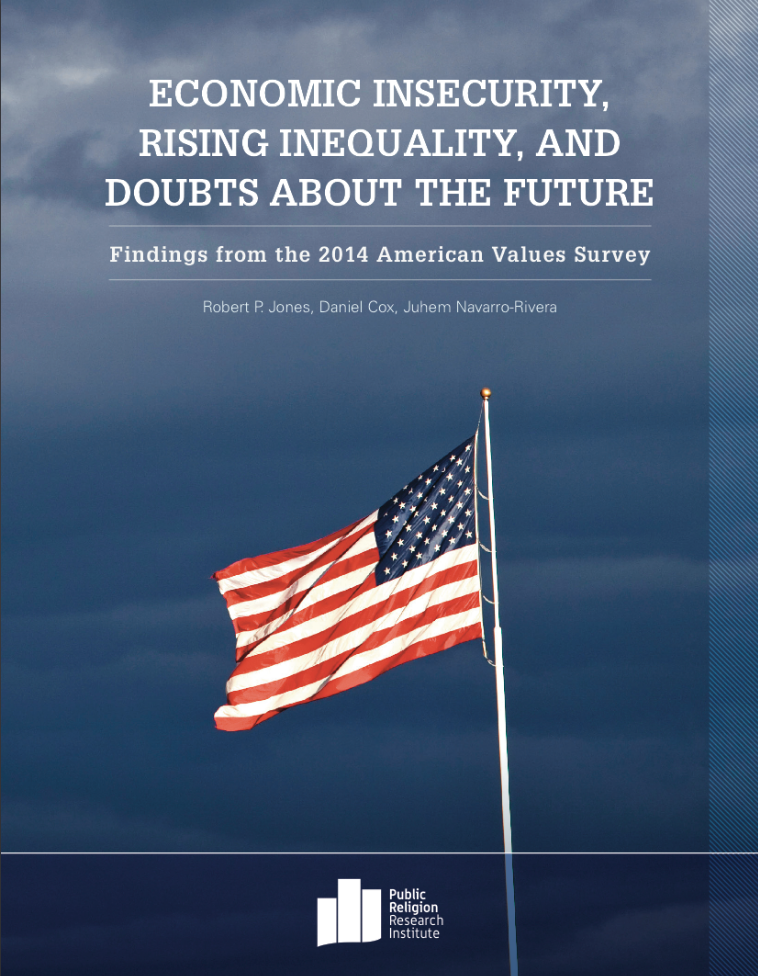 PRRI AVS 2014 report cover