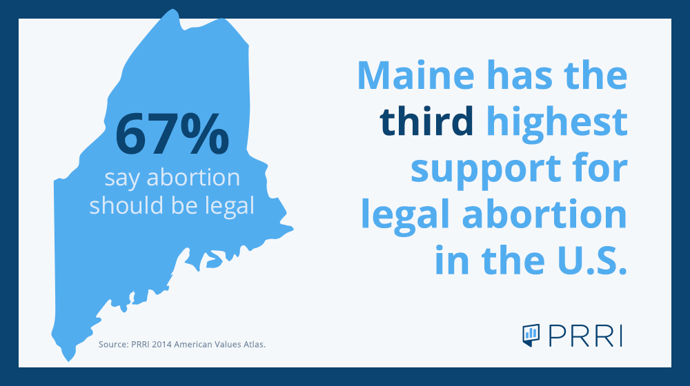 Maine and legal abortion