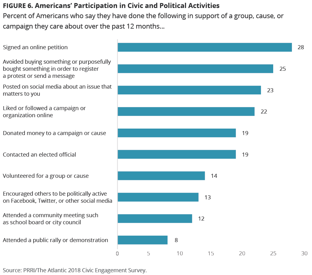 American Democracy in Crisis: Civic Engagement, Young Adult Activism ...